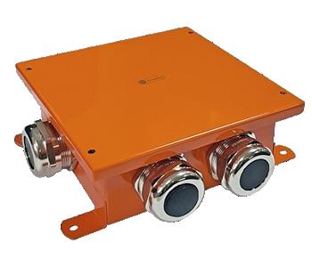 Металлические огнестойкие распределительные коробки SMB120 и SMB165
